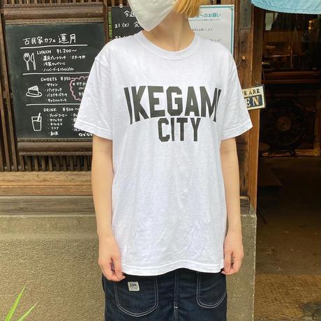 IKEGAMI CITY 半袖Tシャツ