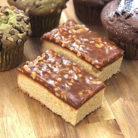 【3月限定】今月のマフィン&ケーキ6個セット(くるみとほろにがキャラメルのキャトルキャール2個/抹茶チョコチップマフィン2個/オレオチョコマフィン2個)