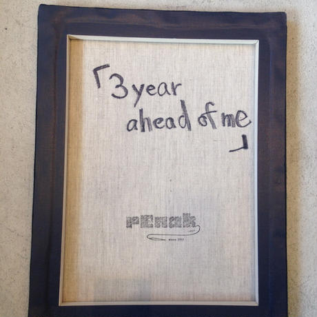 【SALE】30%OFF『3year ahead of me』