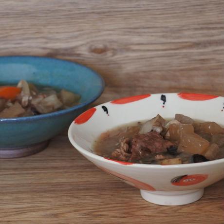 【クール便発送】【冷凍】《神戸の幸》 牛すじと旬菜の煮込み
