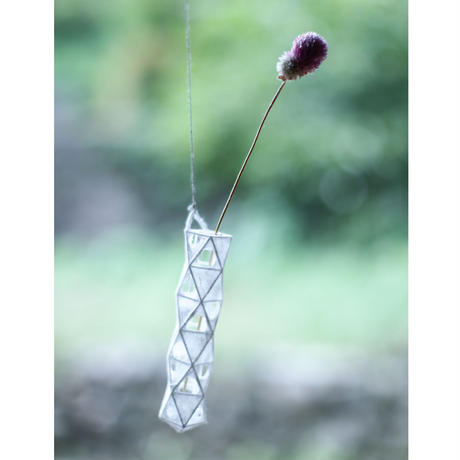 紙の一輪挿し Paper Vase/トラス Tras