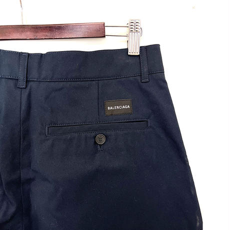 新品 balenciaga 2019ss buggy wide pants 48