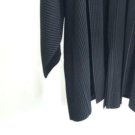 未使用 homme plissé issey miyake gown coat