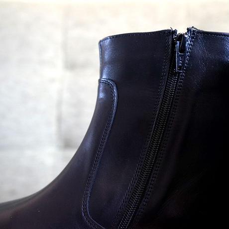 新品 John Galliano 2017AW zipup boots