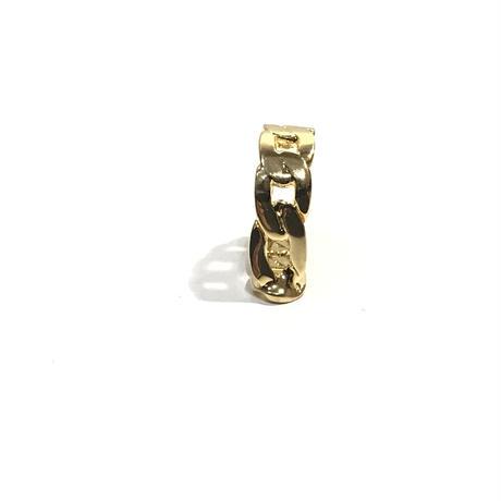 新品 maison margiela 2019aw ring gold 13号