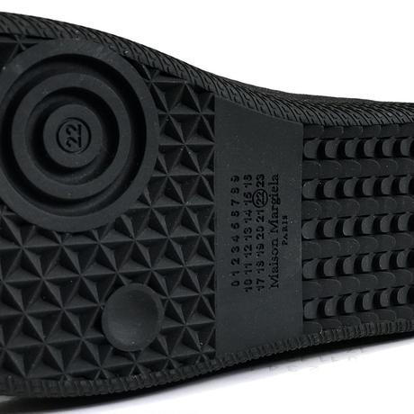 新品 maison margiela high cut sneakers black 43