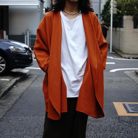 KENZO made in Flance shawl collar coat