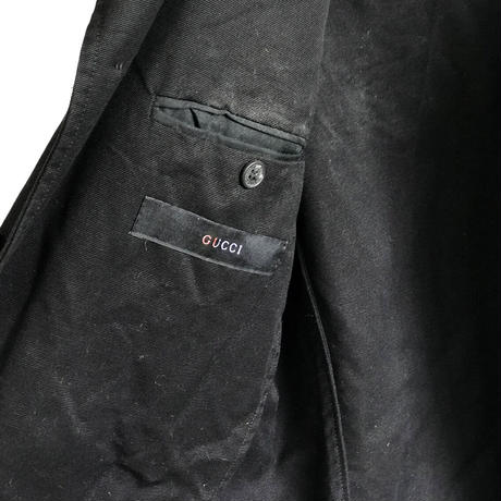 gucci 4 button tailored jacket