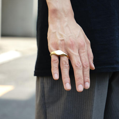 新品 Maison Margiela double ring