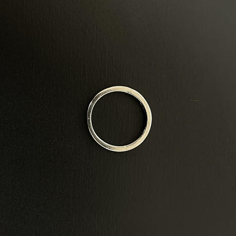 新品 2020ss marc jacobs 1st line ring silver 14号