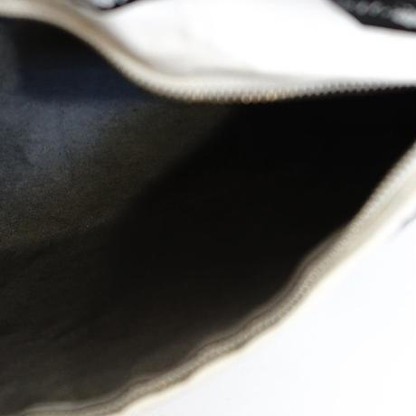 pleats please issey miyake clutch bag
