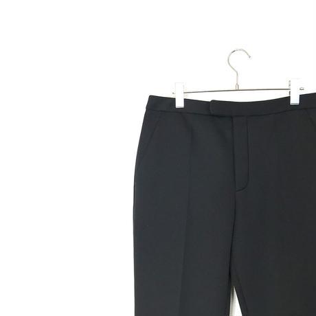 新品 maison margiela 2019ss black trousers 40