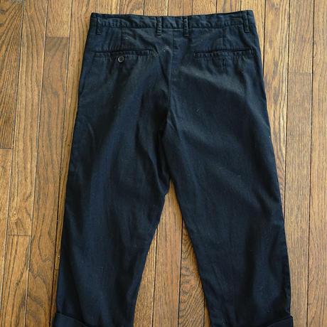 davit meursault cropped trousers