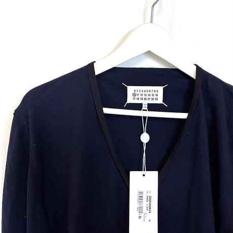 新品 maison margiela 2019aw cardigan navy xl