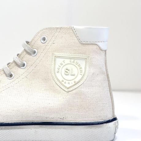 新品 saint laurent paris 2019ss sneakers 41