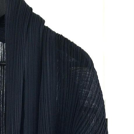 未使用 issey miyake pleats double jacket