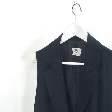 jsdesign sleeveless coat
