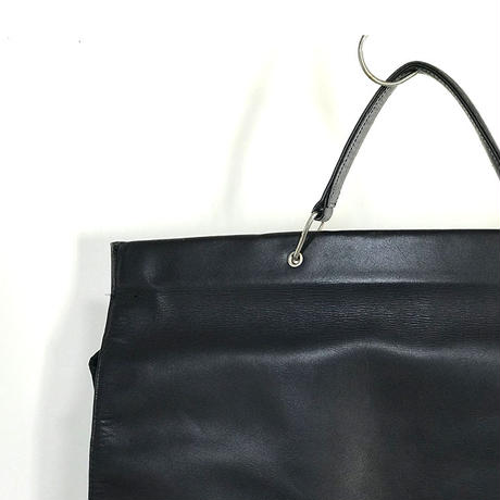 y'saccs leather bag