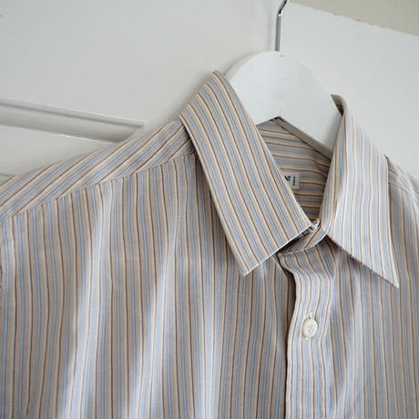 yves saint laurent stripe shirt