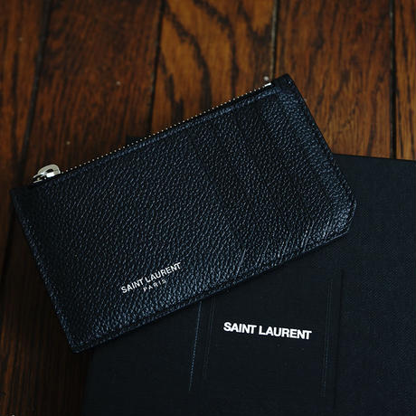 新品 saint laurent 2020ss zip porch #4