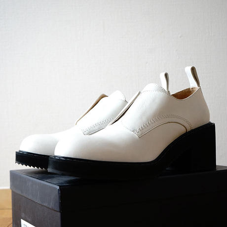 新品 jilsander navy leather shose 40 #2