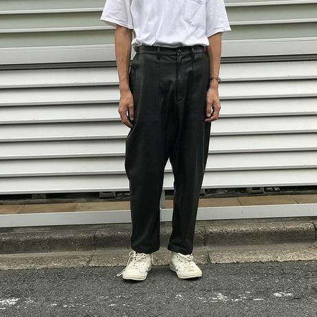 N.HOOLYWOOD leather pants