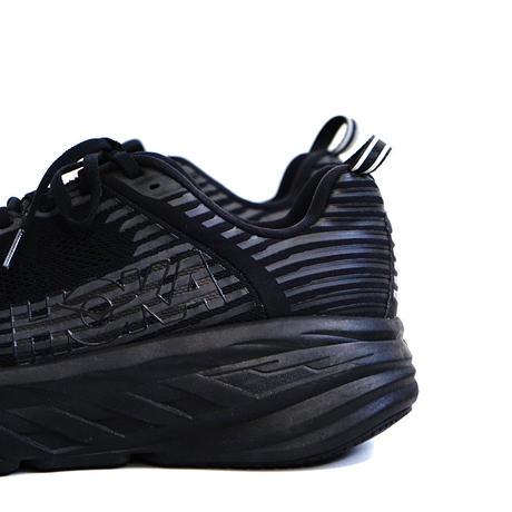 試着のみ hoka one one sneakers uk9ハーフ