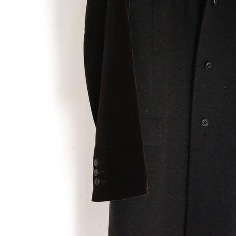 DRIES VAN NOTEN chesterfield coat