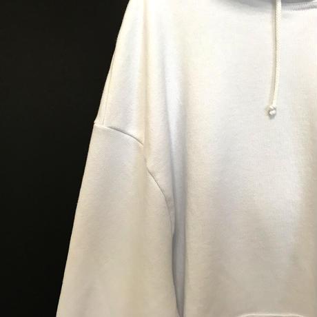 """新品 maison margiela 2019ss """"白タグ""""変形 hoody"""