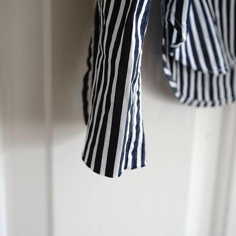 lemaire stripe shirt
