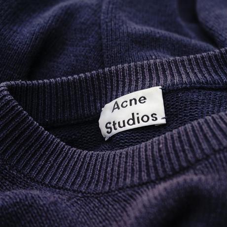 acne studios knit