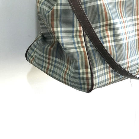 90s vintage check bag