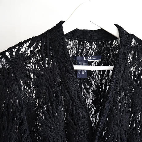 limifeu lace long coat