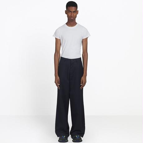 新品 balenciaga 2019ss buggy wide pants 46
