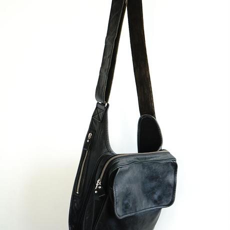 ys leather shoulder bag