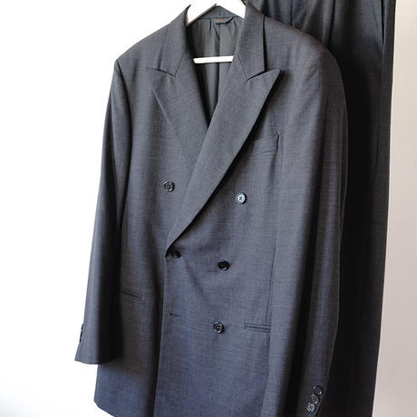 DONNA KARAN NEW YORK made in Italy double set up suit