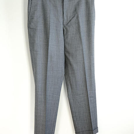etro check trousers