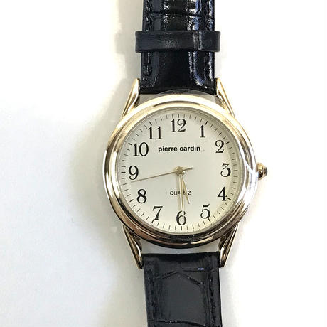 pierre cardin dress watch