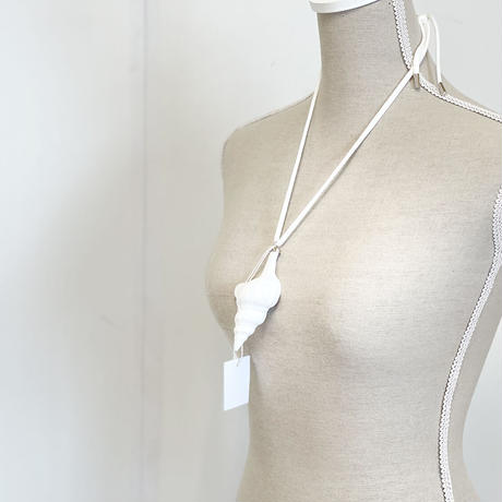 新品 maison margiela shell necklace