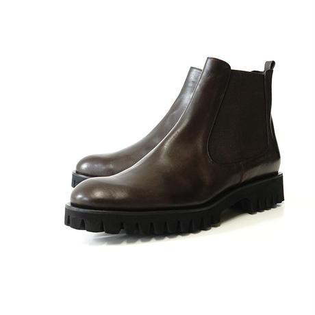 新品 CARPE DIEM boots dark brown 41