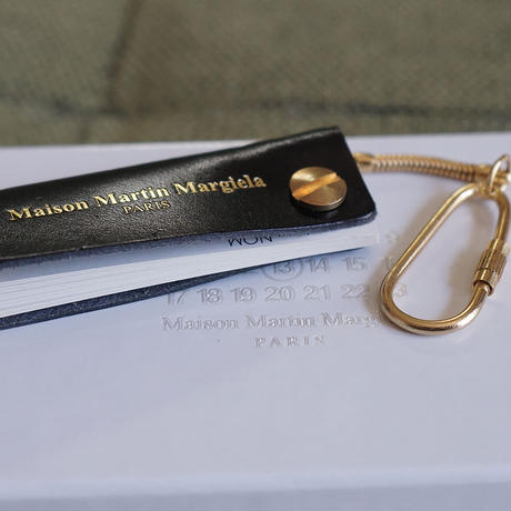 新品 Maison Margiela key ring