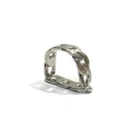 新品 maison margiela 2019aw ring silver 12号
