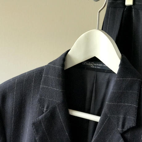 polo ralph lauren made in italy set up suit