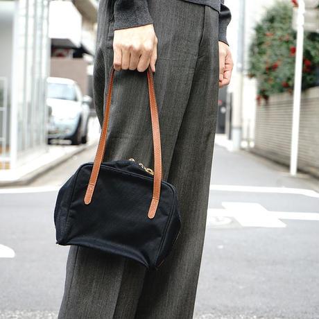 Jilsander leather shoulder bag