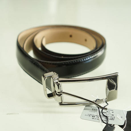[labo special select ] 新品 Made in Italy  leather belt