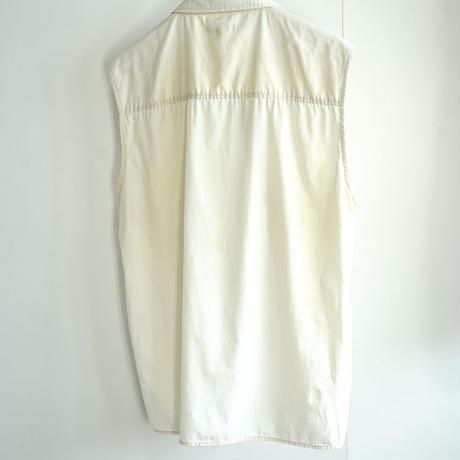 burberry sleeveless shirt