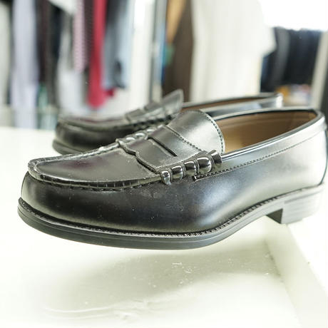 [labo special select ] washable leather loafers