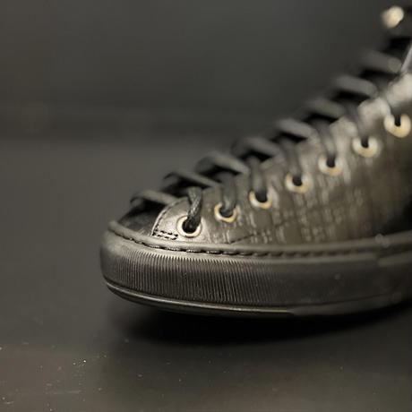 新品 balmain monogram leather boots 41