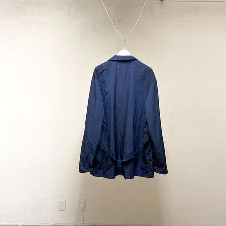 maison margiela 2019ss double nylon coat
