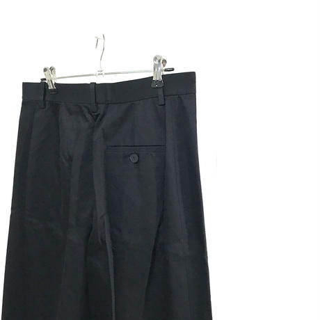 新品 maison margiela 2019ss wide pants 40